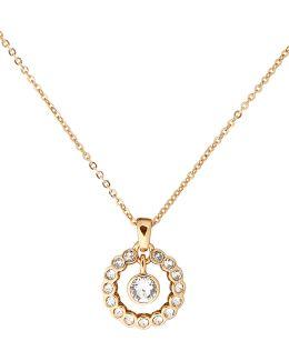 T13160202 Cadhaa Crystal Pendant