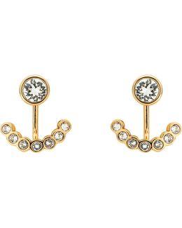T13180202 Coraline Crystal Earrings
