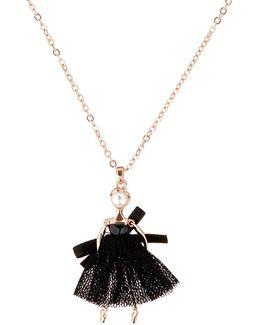 Carabel Mini Ballerina Pendant