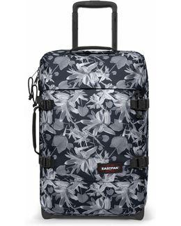 Tranverz Small Black Jungle Wheeled Suitcase