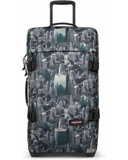 Tranverz Medium Escaping Pines Wheeled Suitcase