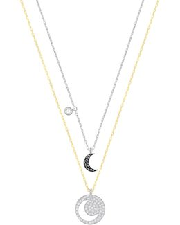 Moon Pendant Set