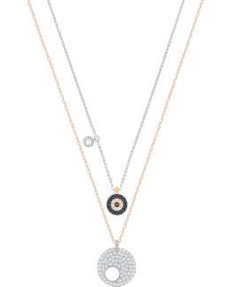 Evil Eye Pendant Set