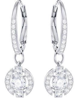 Sparkling Pierced Earrings