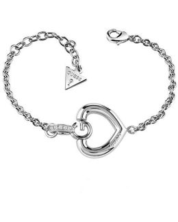 Gisèle Ubb83006-l G Heart Bracelet