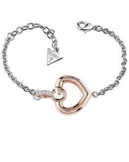 Gisèle Ubb83008-l G Heart Bracelet