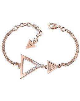 Iconic 3angles Ubb83065-l Bracelet