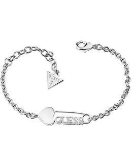 Pin-up Ubb83076-l Safety Pin Bracelet