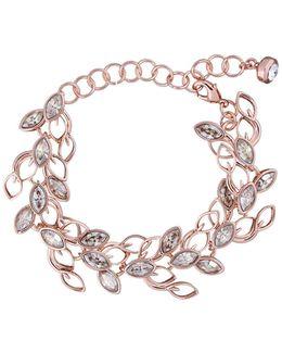 Wisia Rose Gold Crystal Bracelet