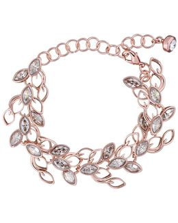 Wisia Rose Gold Crystal Bracelet