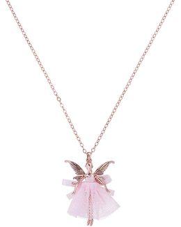 Faylinn Mini Fairy Ballerina Pendant