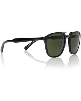 Black Pr 12ts Pillow Sunglasses