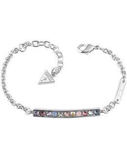 Miami Ubb83032-l Rainbow Stone Bracelet