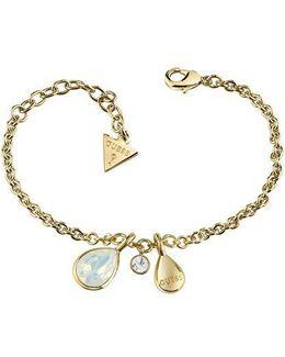 Santorini Ubb83040-l Milky Drop Bracelet