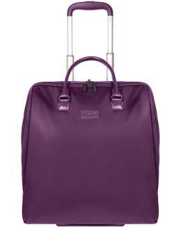 Rolling Tote 15 Fl Purple