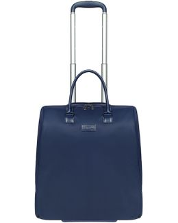 Rolling Tote 15 Fl Navy