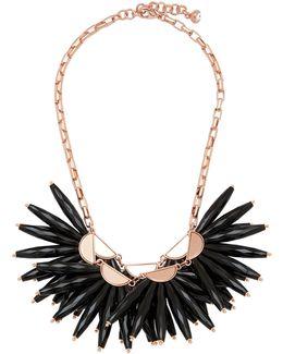 Florenz Flare Burst Necklace