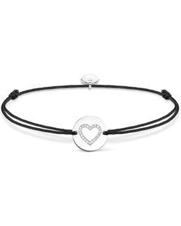 Little Secrets Zirconia Heart Bracelet