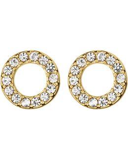 Dyrberg/kern Koro Brass Earrings
