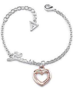 Grace Heart Bracelet