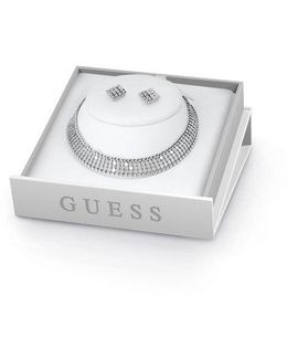 Necklace & Earring Box Set