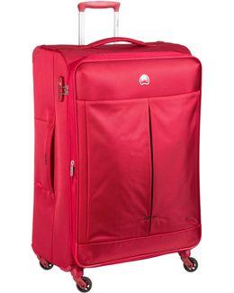 Air Adventure Large 78cm Red Suitcase