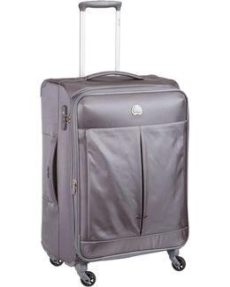 Air Adventure 67cm Medium Silver-grey Suitcase