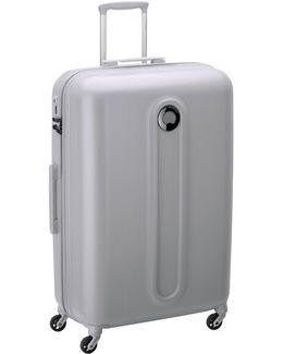 Helium Classic 78cm Large Beige Suitcase