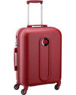 Helium Classic 55cm Red Cabin Suitcase