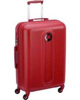 Helium Classic 2 67cm Medium Red Suitcase