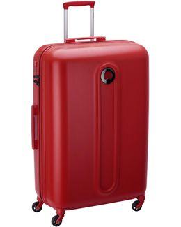 Helium Classic 78cm Large Red Suitcase