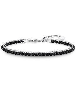 Black Onyx Chakra Bracelet