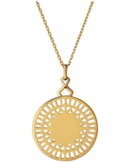 Timeless 18kt Yellow Gold Vermeil Necklace
