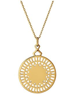 Timeless 18kt Yellow Gold Vermeil Necklace