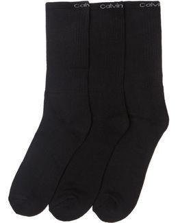 3 Pack Coolmax Sports Socks