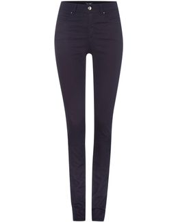 J18 High-rise Slim Leg Jeans