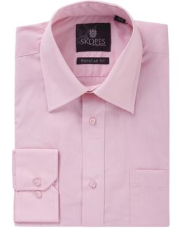 Easy Care Regular Fit Long Sleeve Shirt