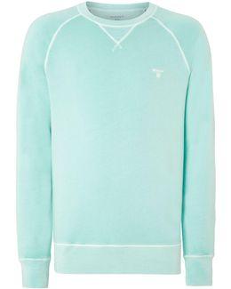 Sunbleached Crew-neck Sweatshirt