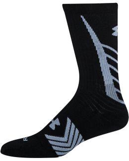 Undeniable Plain Crew Socks