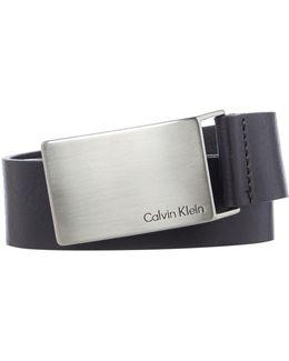 Mino Plaque Belt