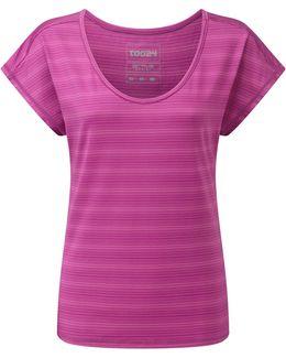 Propel Womens Tcz Stretch T-shirt