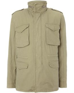 John Field Jacket With Detachable Gilet