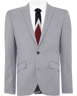 Davenport Sb2 Textued Suit Jacket
