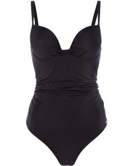 Deco Underwired Moulded Swimsuit