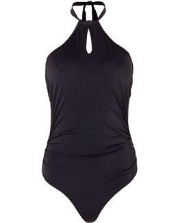Remix High Neck Cutout Swimsuit