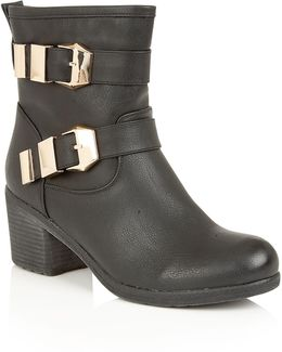Keely Ankle Boots