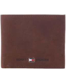 Leather Johnson Wallet