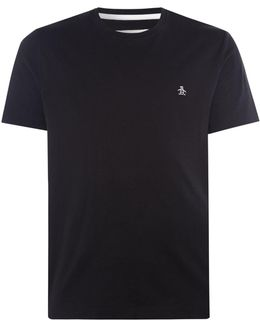 Pin Point Crew-neck T-shirt