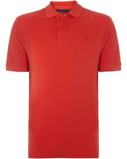 Classic Fit Short Sleeve Polo