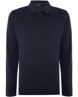 Long Sleeve Archive Polo Shirt